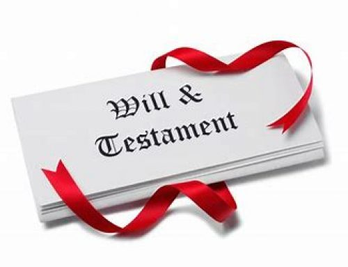 What happens to your Estate after you die if you don't have a Will?