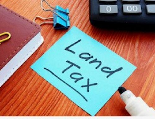 2021 Land Tax relief available to Landlords